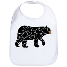 Wild - Black bear Bib