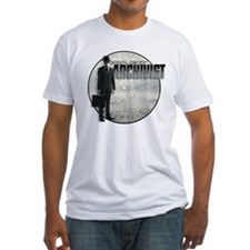 Project Archivist White T Shirt