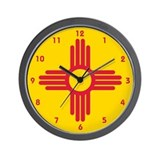 Zia Wall Clock
