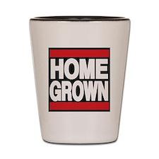 homegrown red Shot Glass