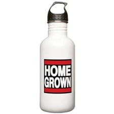 homegrown red Water Bottle