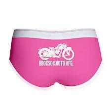 Bronson Moto Mfg. Women's Boy Brief