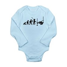 Limbo Rock Long Sleeve Infant Bodysuit