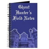 Haunted Mansion Ghost Hunter Notebook