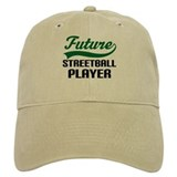Future Streetball Player Baseball Cap