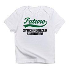 Future Synchronized Swimmer Infant T-Shirt
