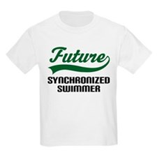 Future Synchronized Swimmer T-Shirt