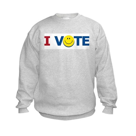 I VOTE: Kids Sweatshirt