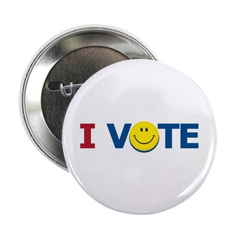 "I VOTE: 2.25"" Button (100 pack)"