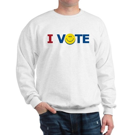 I VOTE: Sweatshirt