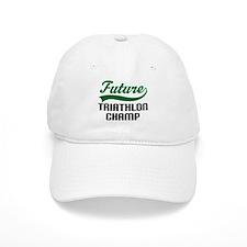 Future Triathlon Champ Baseball Cap