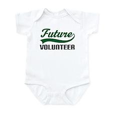 Future Volunteer Infant Bodysuit
