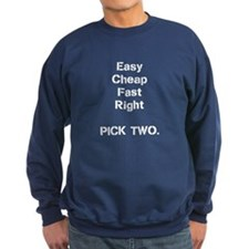 Pick Two Sweatshirt
