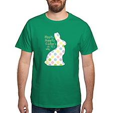 Hippity Hoppity Easter Bunny T-Shirt