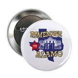 Texas Remember the Alamo Button