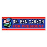 BEN CARSON Bumper Bumper Sticker