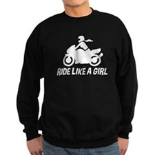 Ride Like A Girl Jumper Sweater