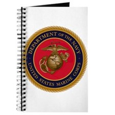 Cute Usmc seals Journal