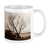 Vanagon by the Lake Small Mug