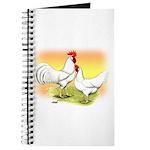 White Leghorn Chickens Journal