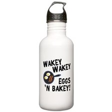 Bacon And Eggs Water Bottle