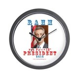 Rahm 2016 Wall Clock