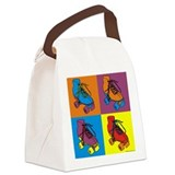 warholSKATES Canvas Lunch Bag