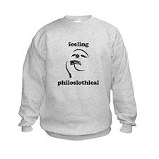 Feeling Philoslothical Sweatshirt