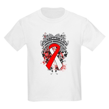 Support Squamous Cell Carcinoma Cause Kids Light T