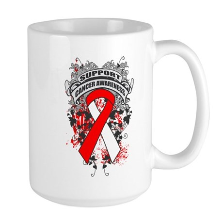 Support Squamous Cell Carcinoma Cause Large Mug