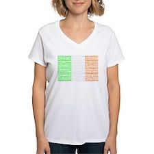 Irish Cities Flag Shirt