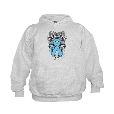 Support Prostate Cancer Cause Kids Hoodie