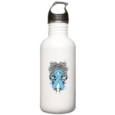 Support Prostate Cancer Cause Sports Water Bottle