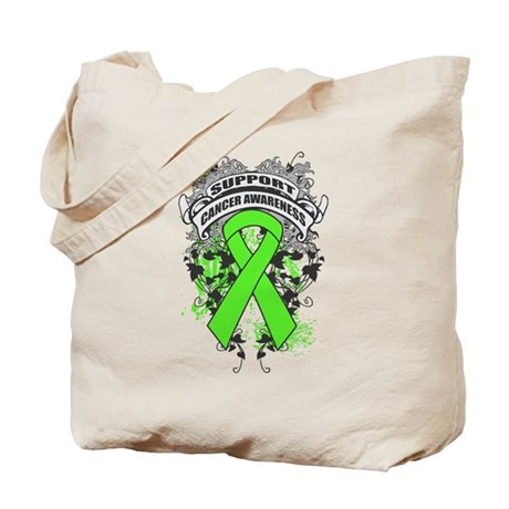 Support Lymphoma Cause Tote Bag