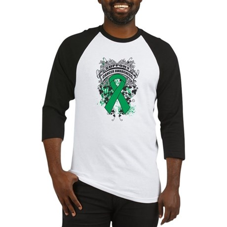 Support Liver Cancer Cause Baseball Jersey