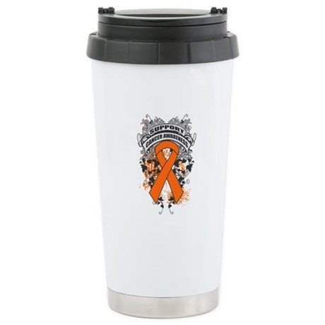 Support Leukemia Cause Ceramic Travel Mug