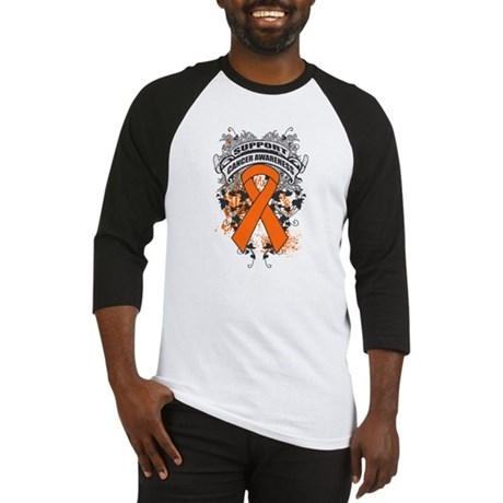 Support Kidney Cancer Cause Baseball Jersey