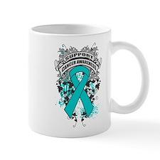 Support Gynecologic Cancer Cause Mug