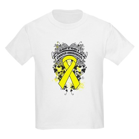 Support Ewings Sarcoma Cause Kids Light T-Shirt