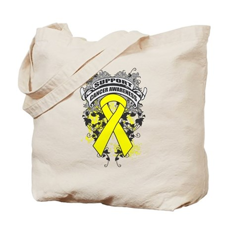 Support Ewings Sarcoma Cause Tote Bag