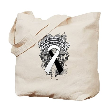 Support Carcinoid Cancer Cause Tote Bag