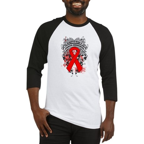 Support Blood Cancer Cause Baseball Jersey