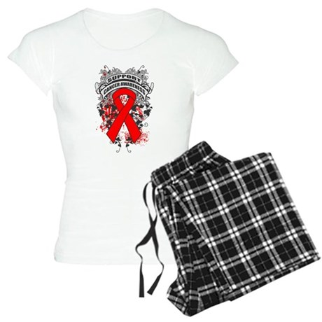 Support Blood Cancer Cause Women's Light Pajamas