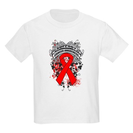 Support Blood Cancer Cause Kids Light T-Shirt