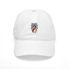 Support Bladder Cancer Cause Baseball Cap