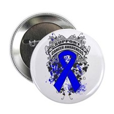 """Support Anal Cancer Cause 2.25"""" Button (100 pack)"""