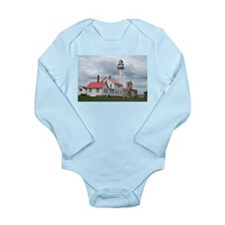 Whitefish Point Lighthouse Body Suit