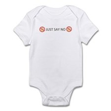 Gluten Free Just Say No Body Suit infant