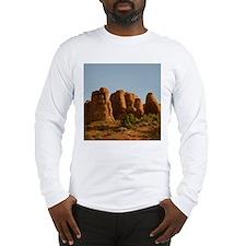 5274 sandstone fins Long Sleeve T-Shirt