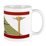 Egyptian Print Art Small Mug
